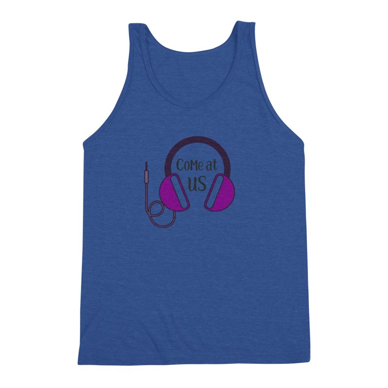 Come At Us Men's Tank by Sissy Store: 90 Day Gays Swag