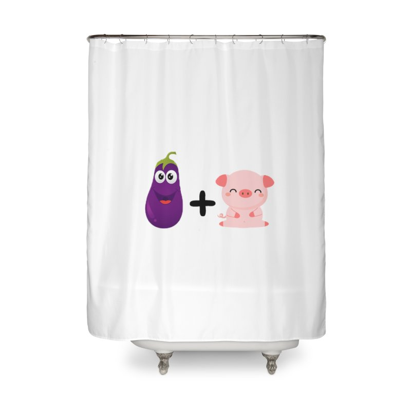 D**kP*g Home Shower Curtain by Sissy Store: 90 Day Gays Swag
