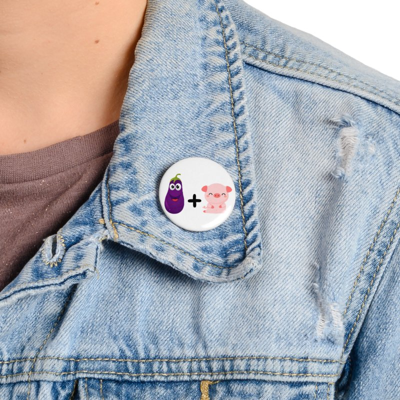 D**kP*g Accessories Button by Sissy Store: 90 Day Gays Swag