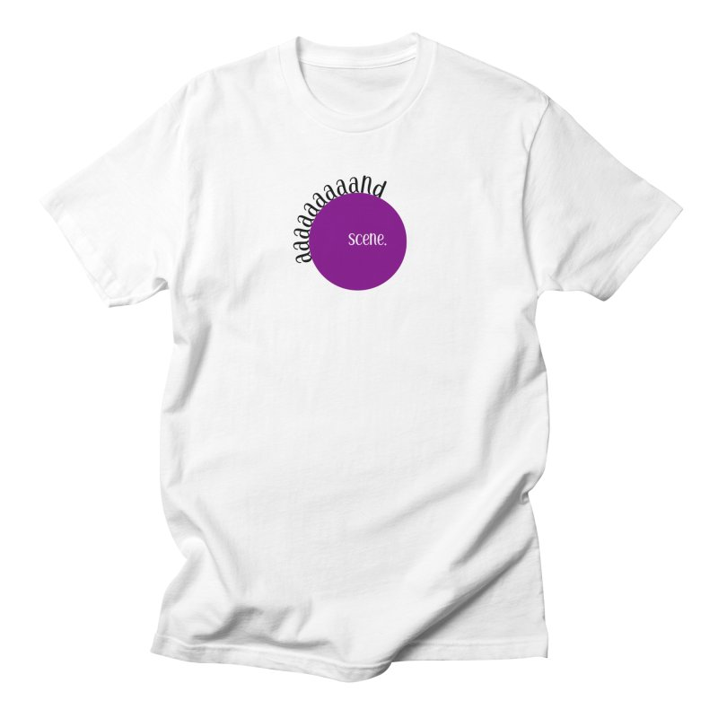 aaaaand Scene Men's T-Shirt by Sissy Store: 90 Day Gays Swag