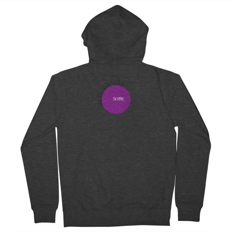 aaaaand Scene Men's French Terry Zip-Up Hoody by Sissy Store: 90 Day Gays Swag