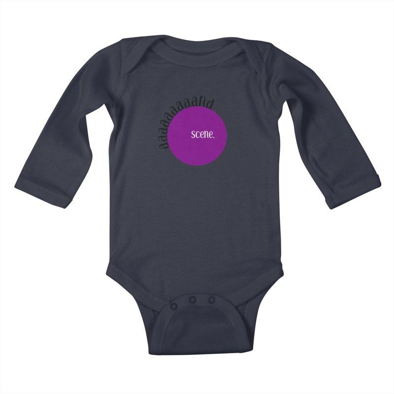 aaaaand Scene Kids Baby Longsleeve Bodysuit by Sissy Store: 90 Day Gays Swag