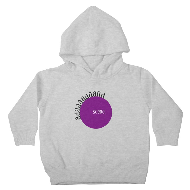 aaaaand Scene Kids Toddler Pullover Hoody by Sissy Store: 90 Day Gays Swag