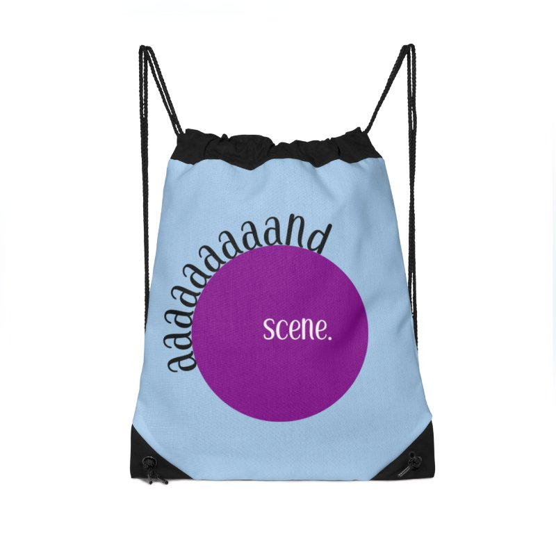 aaaaand Scene Accessories Bag by Sissy Store: 90 Day Gays Swag