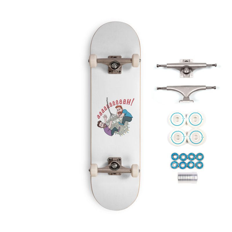 Chandelier Scream Accessories Complete - Basic Skateboard by Sissy Store: 90 Day Gays Swag