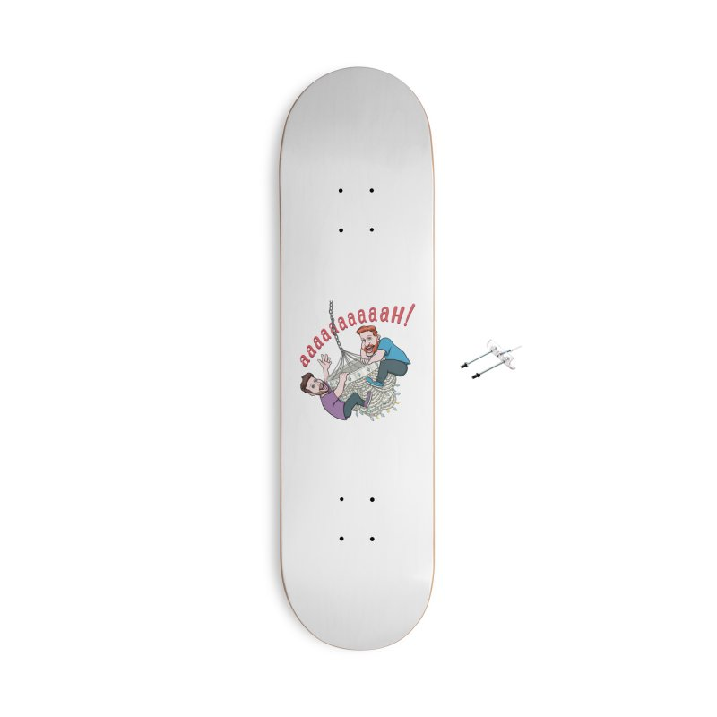 Chandelier Scream Accessories With Hanging Hardware Skateboard by Sissy Store: 90 Day Gays Swag