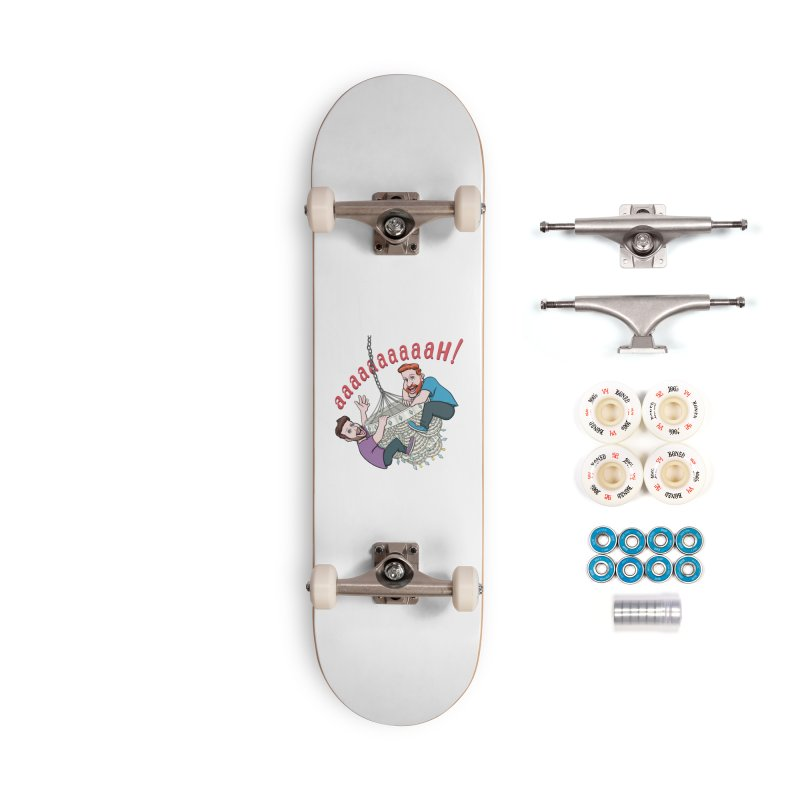 Chandelier Scream Accessories Complete - Premium Skateboard by Sissy Store: 90 Day Gays Swag