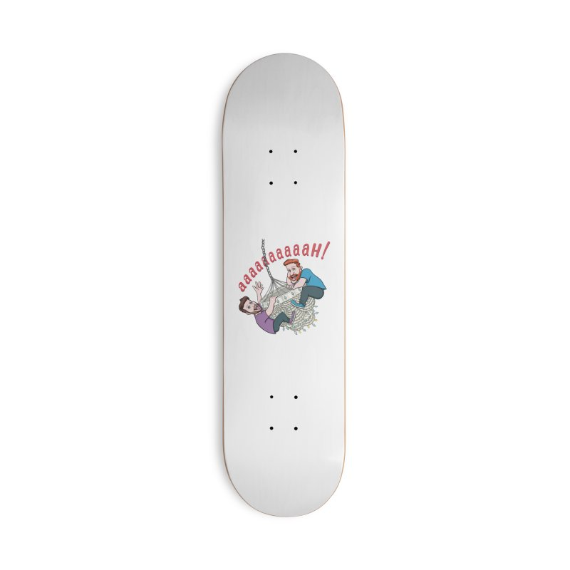 Chandelier Scream Accessories Skateboard by Sissy Store: 90 Day Gays Swag