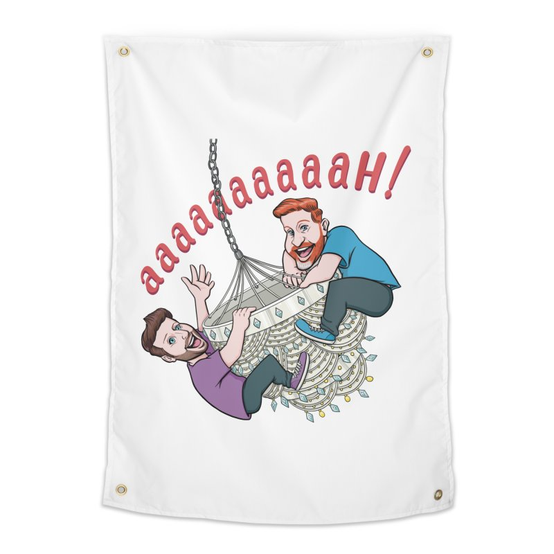 Chandelier Scream Home Tapestry by Sissy Store: 90 Day Gays Swag