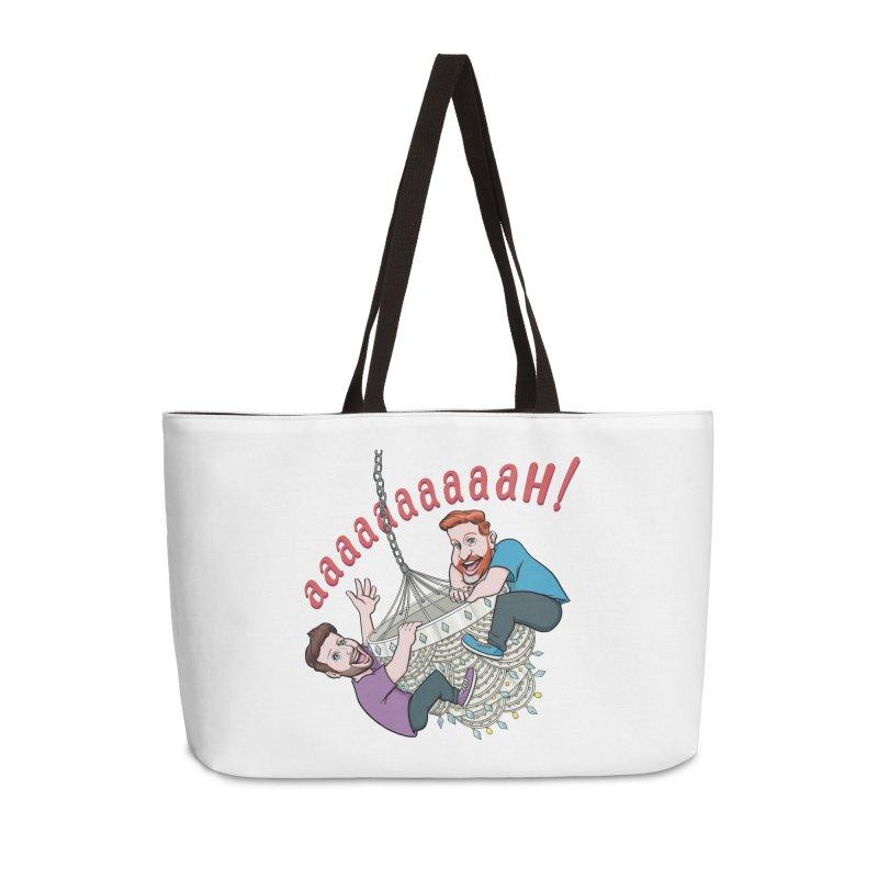 Chandelier Scream Accessories Weekender Bag Bag by Sissy Store: 90 Day Gays Swag