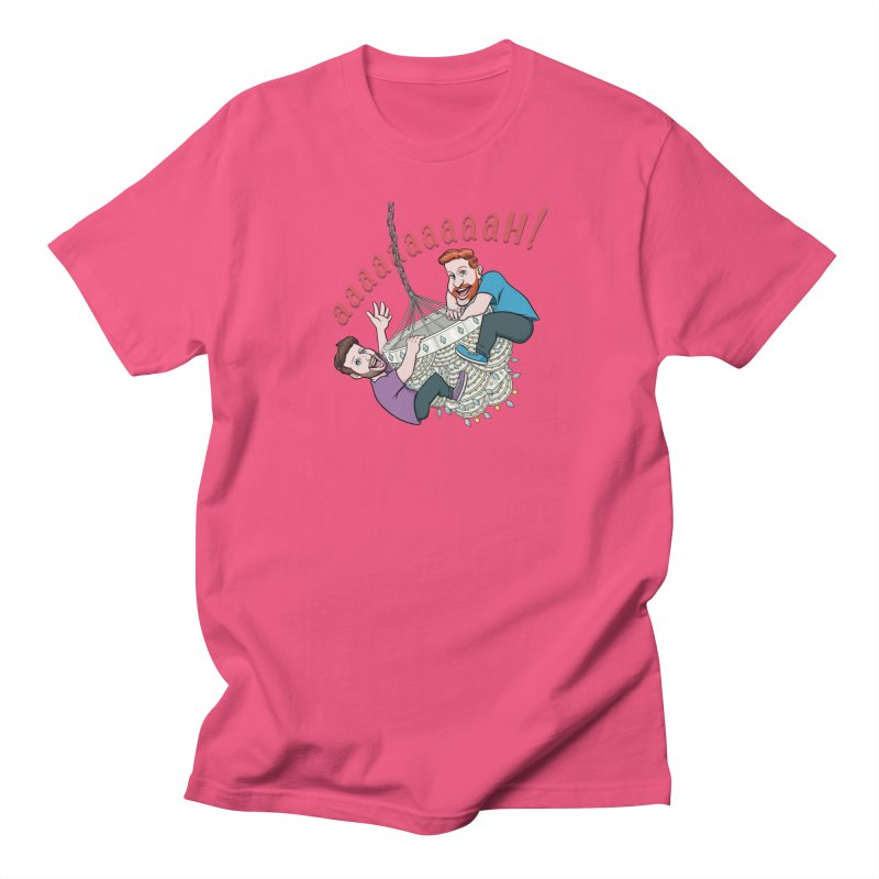Chandelier Scream Men's T-Shirt by Sissy Store: 90 Day Gays Swag