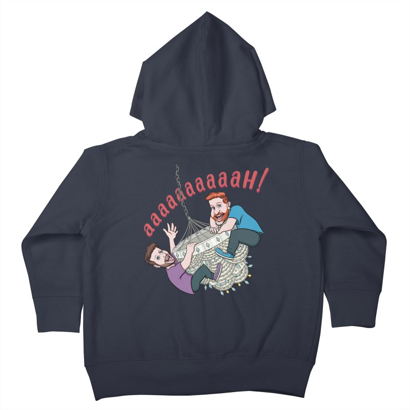 Chandelier Scream Kids Toddler Zip-Up Hoody by Sissy Store: 90 Day Gays Swag
