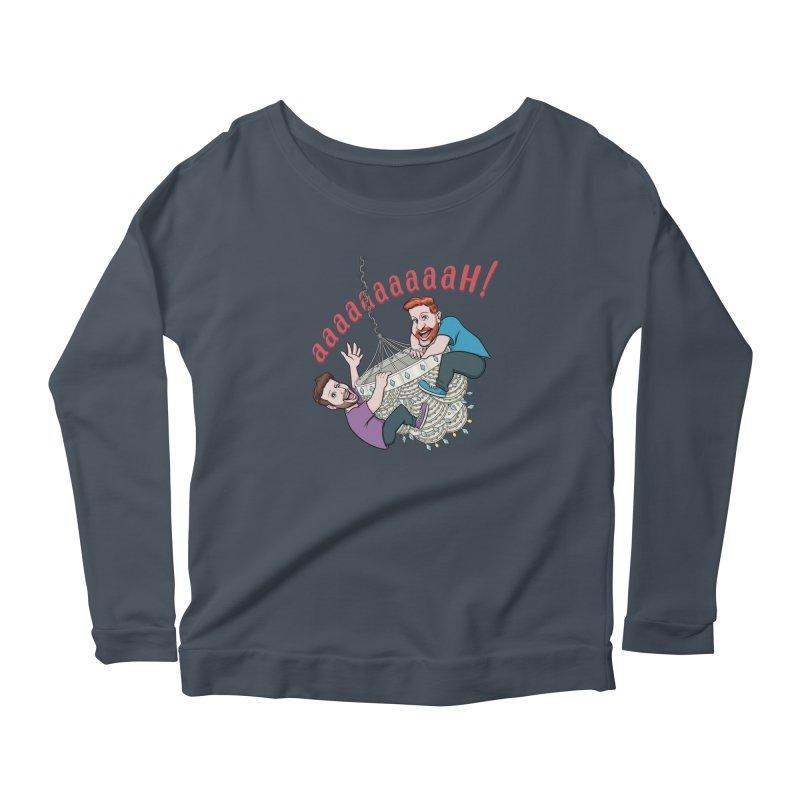 Chandelier Scream Women's Longsleeve T-Shirt by Sissy Store: 90 Day Gays Swag