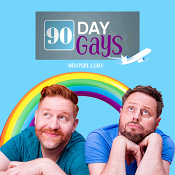 Sissy Store: 90 Day Gays Swag Logo