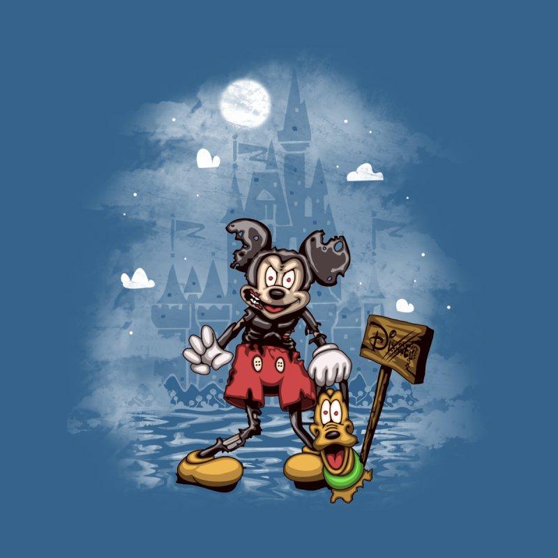 Mickey Die Kids Toddler T-Shirt by Arashi-Yuka