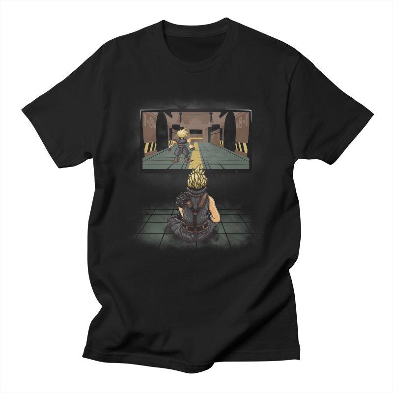 Playing With Yourself Men's T-Shirt by Arashi-Yuka