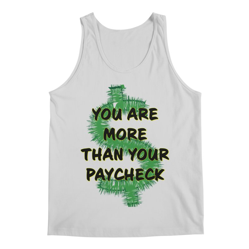 You are MORE! Men's Regular Tank by SixSqrlStore