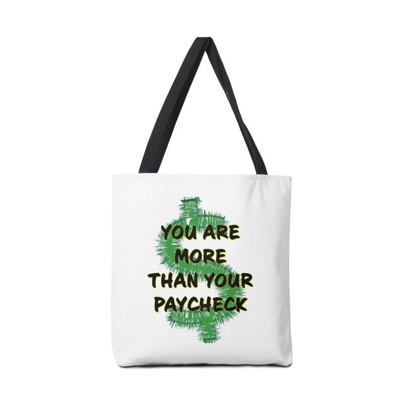 You are MORE! Accessories Tote Bag Bag by SixSqrlStore