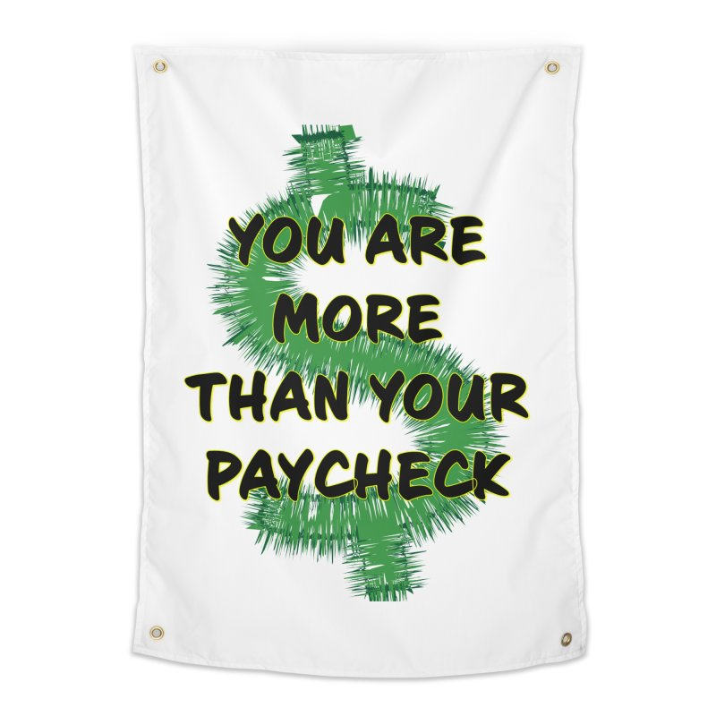 You are MORE! Home Tapestry by SixSqrlStore