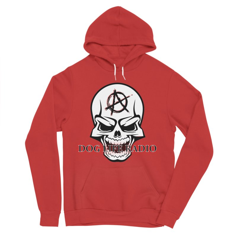 Dog Life Radio Men's Pullover Hoody by SixSqrlStore