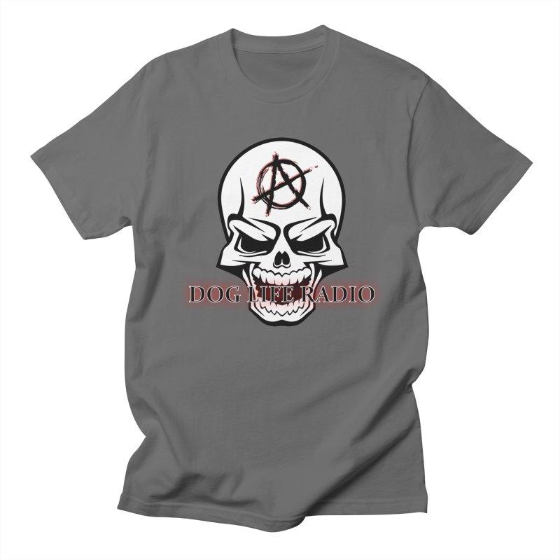 Dog Life Radio Men's T-Shirt by SixSqrlStore