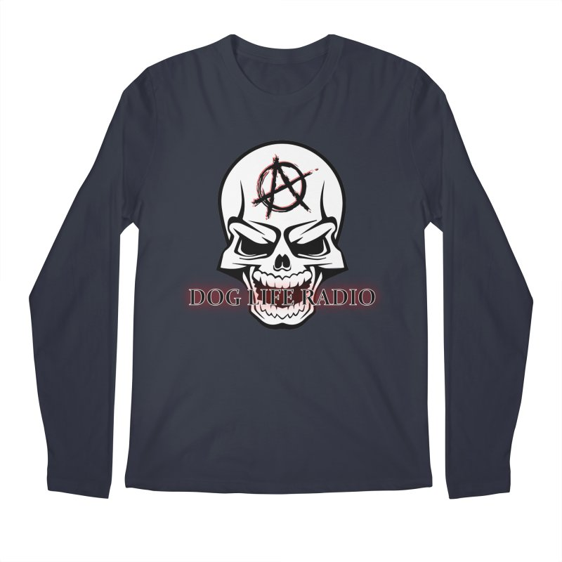 Dog Life Radio Men's Regular Longsleeve T-Shirt by SixSqrlStore