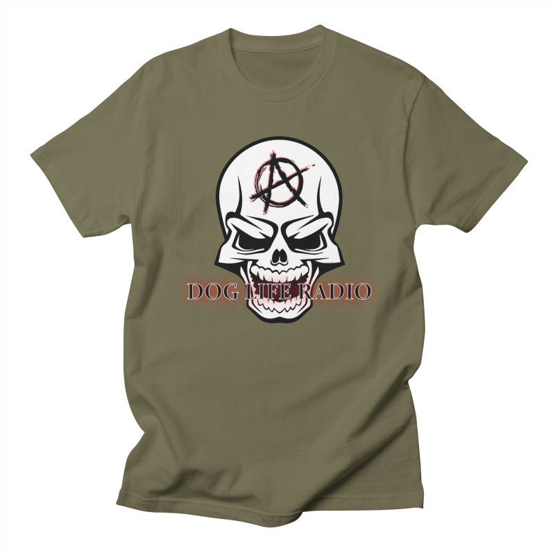 Dog Life Radio Women's Regular Unisex T-Shirt by SixSqrlStore