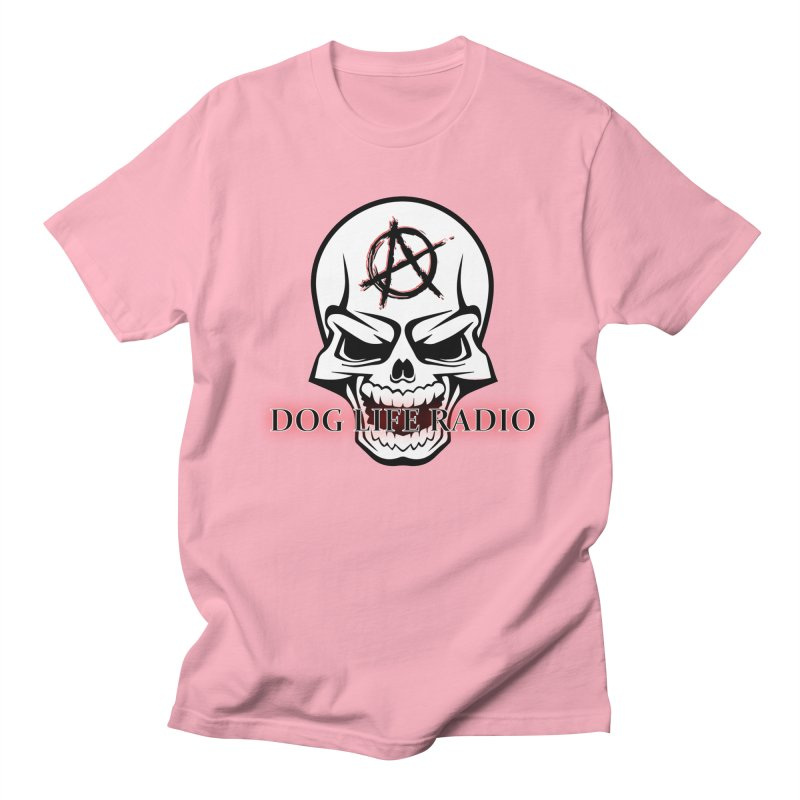 Dog Life Radio Men's Regular T-Shirt by SixSqrlStore