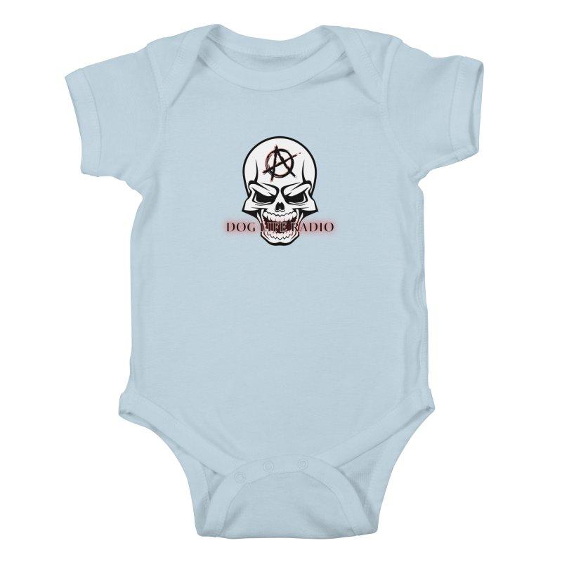 Dog Life Radio Kids Baby Bodysuit by SixSqrlStore