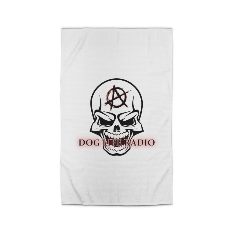Dog Life Radio Home Rug by SixSqrlStore