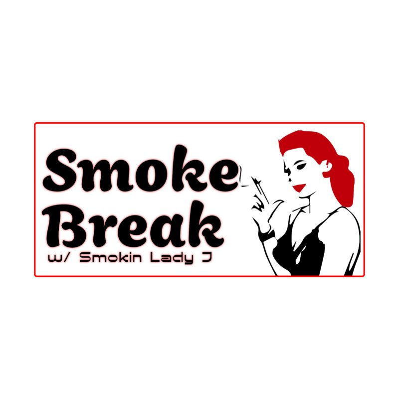 Smoke Break Classic Accessories Skateboard by SixSqrlStore