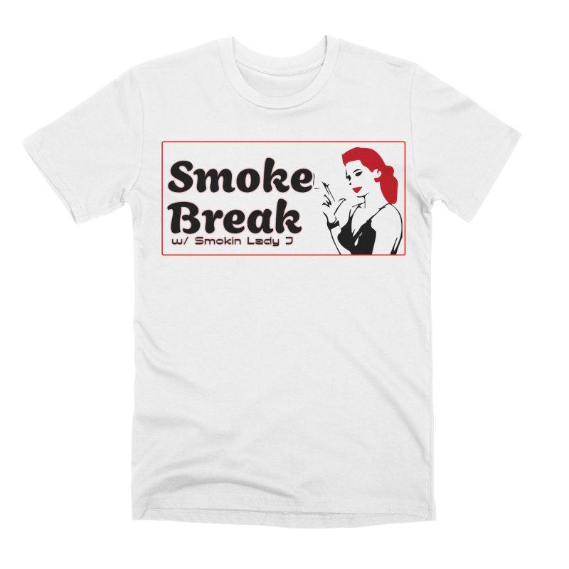 Smoke Break Classic Men's T-Shirt by