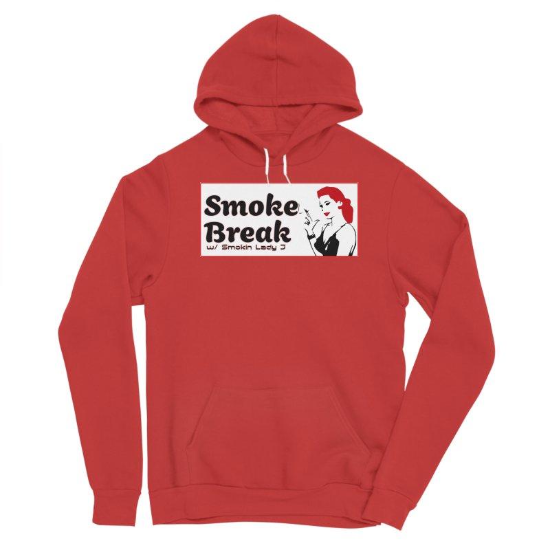 Smoke Break Classic Men's Pullover Hoody by