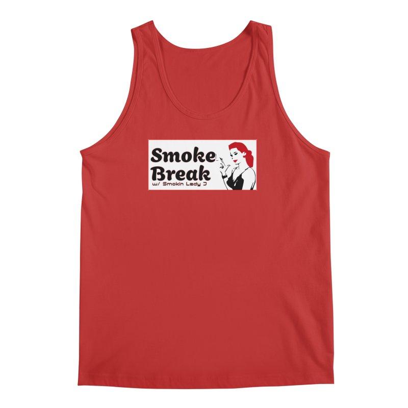 Smoke Break Classic Men's Regular Tank by SixSqrlStore
