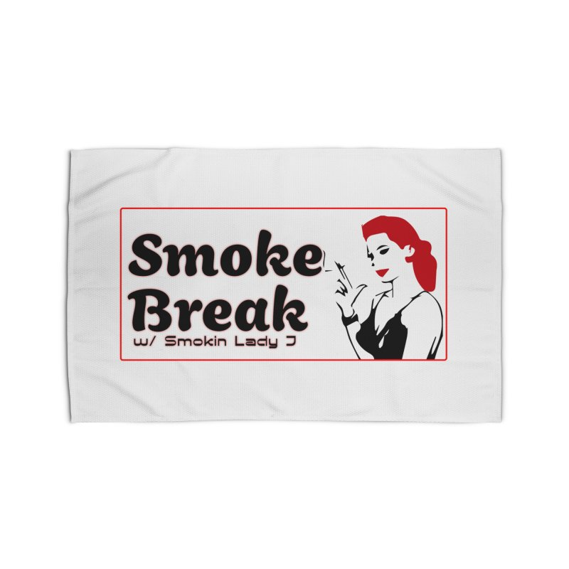 Smoke Break Classic Home Rug by SixSqrlStore