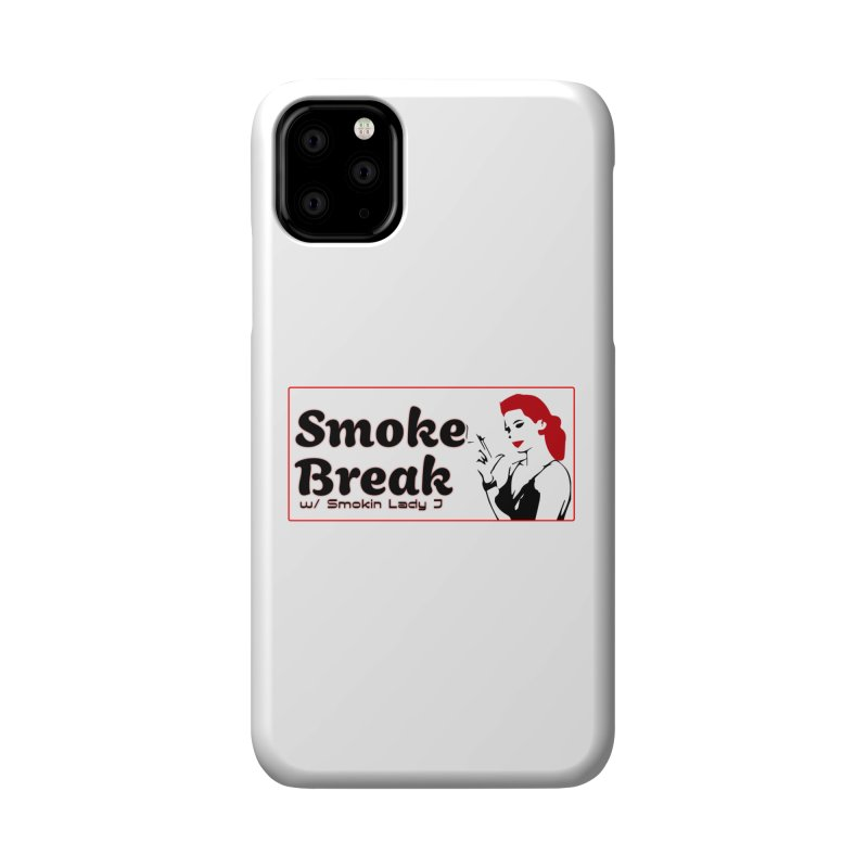 Smoke Break Classic Accessories Phone Case by SixSqrlStore