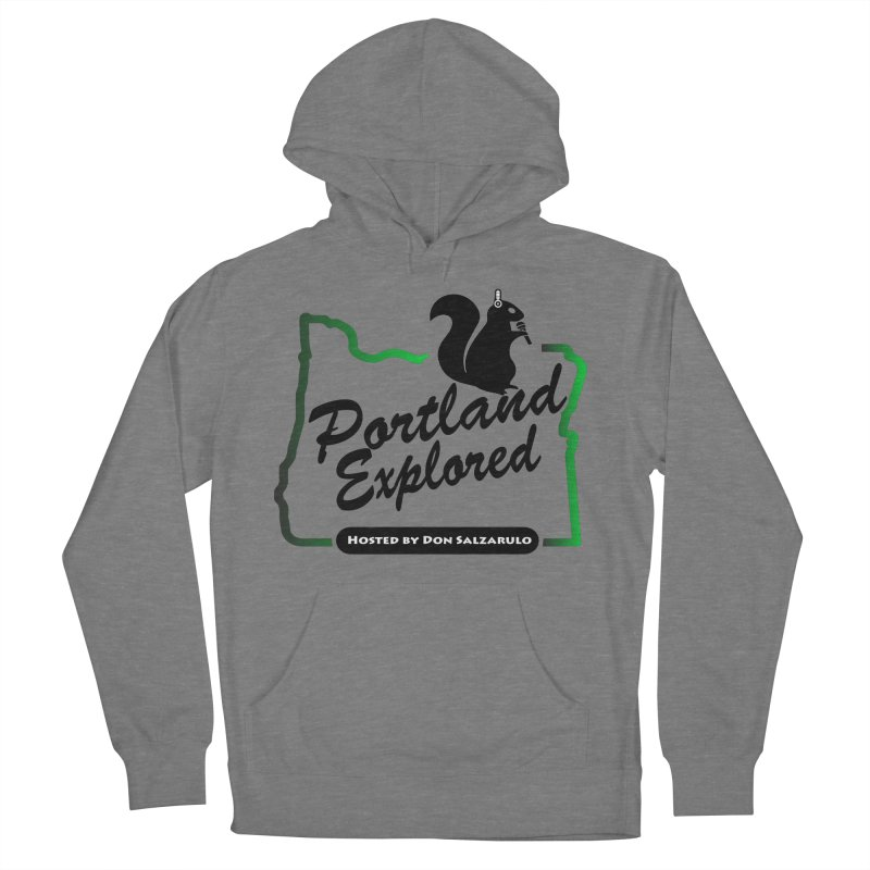 PDXPLRD Women's French Terry Pullover Hoody by SixSqrlStore