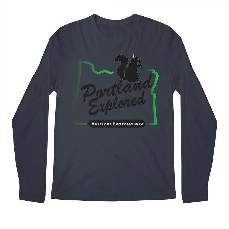 PDXPLRD Men's Regular Longsleeve T-Shirt by SixSqrlStore