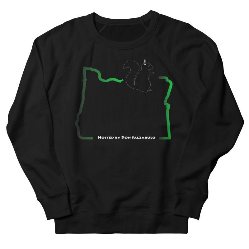 PDXPLRD Men's French Terry Sweatshirt by SixSqrlStore