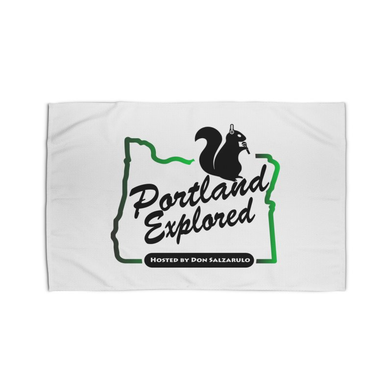 PDXPLRD Home Rug by SixSqrlStore
