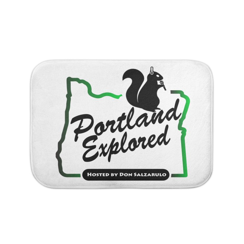 PDXPLRD Home Bath Mat by SixSqrlStore
