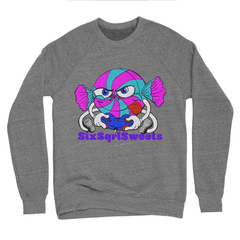 Classic Sweets Logo Men's Sponge Fleece Sweatshirt by SixSqrlStore