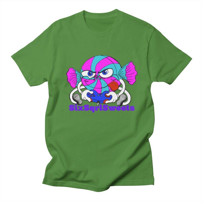 Classic Sweets Logo Women's Regular Unisex T-Shirt by SixSqrlStore
