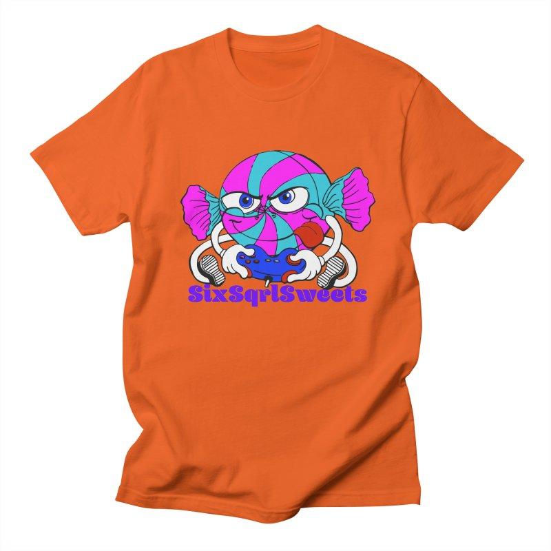 Classic Sweets Logo Men's Regular T-Shirt by SixSqrlStore