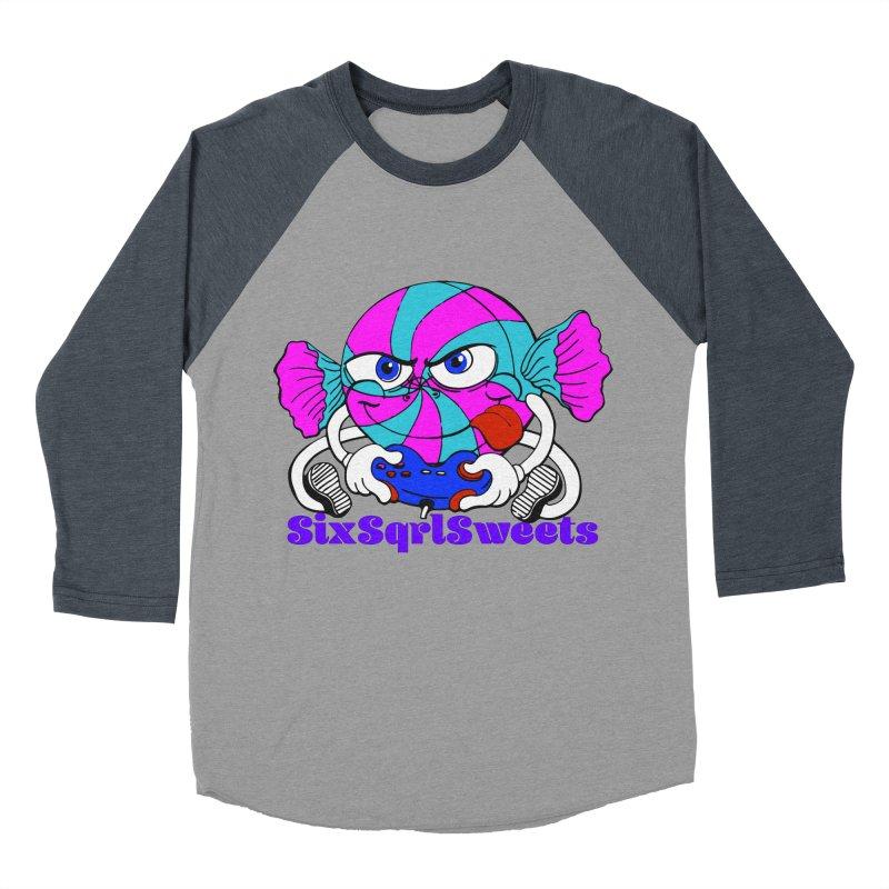 Classic Sweets Logo Women's Baseball Triblend Longsleeve T-Shirt by SixSqrlStore