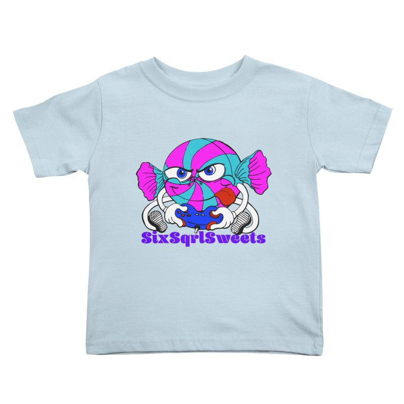 Classic Sweets Logo Kids Toddler T-Shirt by SixSqrlStore
