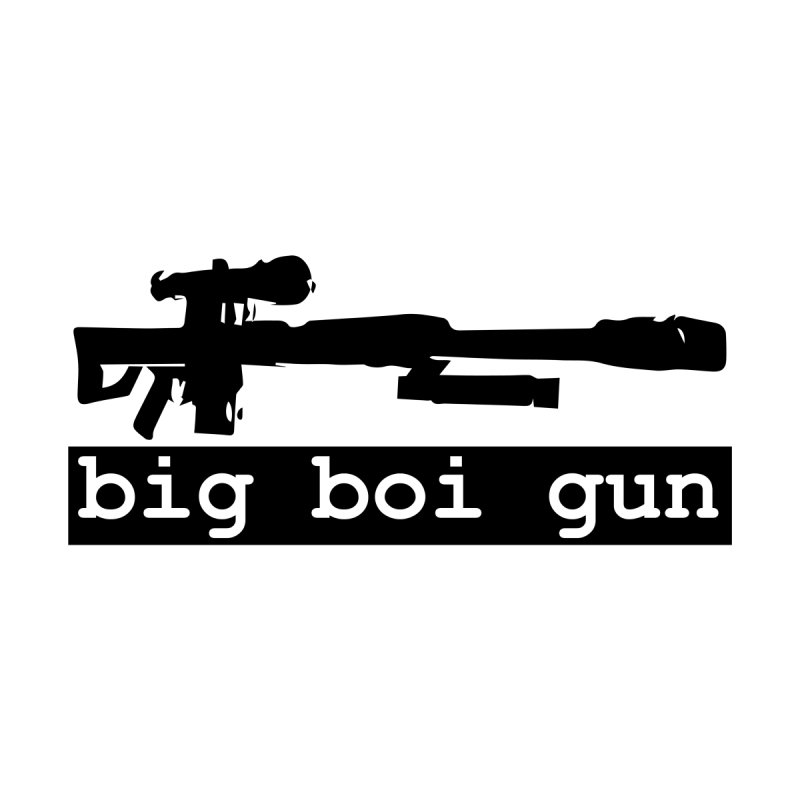 BBG aka Big Boi Gun Accessories Mug by