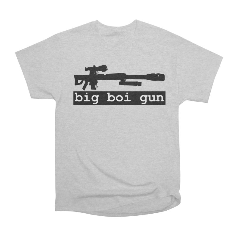 BBG aka Big Boi Gun Men's Heavyweight T-Shirt by SixSqrlStore