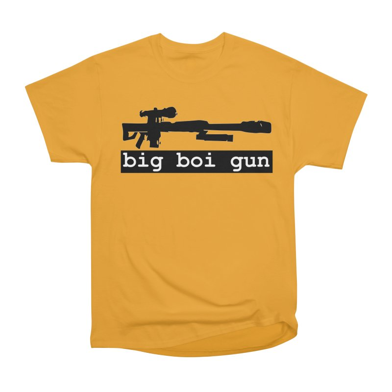 BBG aka Big Boi Gun Women's Heavyweight Unisex T-Shirt by SixSqrlStore