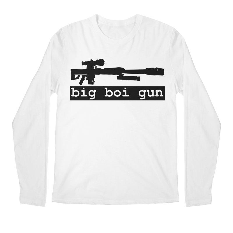 BBG aka Big Boi Gun Men's Regular Longsleeve T-Shirt by SixSqrlStore